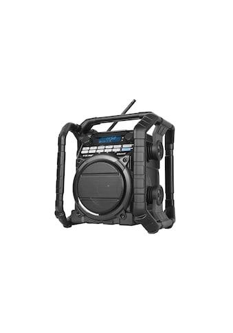 DAB+ Radio, Perfectpro, »TEAMPLAYER Schwarz« kaufen