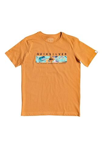 Quiksilver T - Shirt »Distant Fortune« kaufen