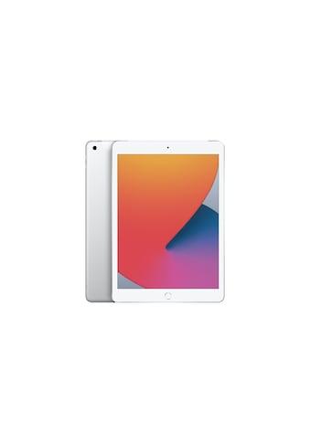 Apple Tablet »iPad 8th Gen. Cellular 128 GB Silberfarben« kaufen