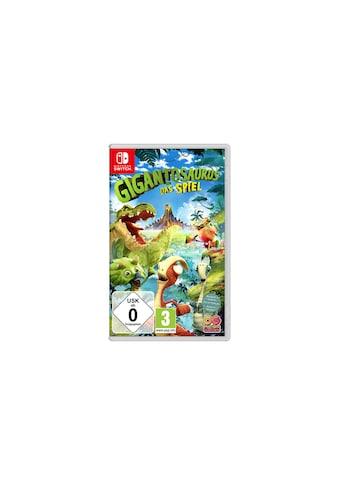 BANDAI NAMCO Spiel »Gigantosaurus: Das Videospiel«, Nintendo Switch kaufen