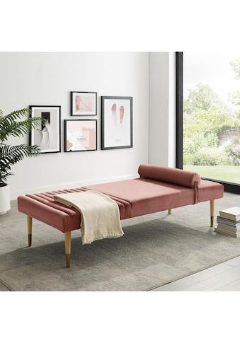 andas Polsterbank »Bryne«, in skandinavischem Design, Daybed, Relaxliege kaufen
