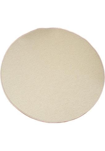 Teppich, »Sahara«, Living Line, rund, Höhe 5 mm, maschinell gewebt kaufen