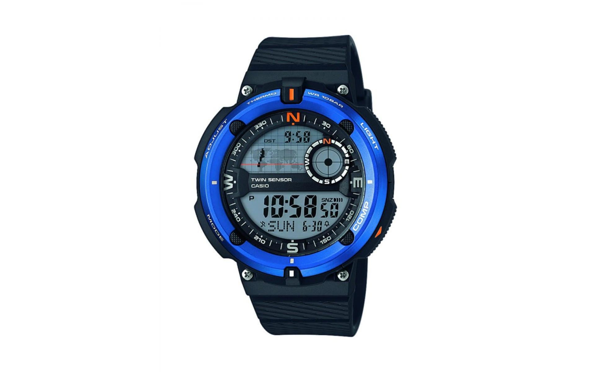 Image of Armbanduhr, Casio, »Collection SGW-600H-2BER«