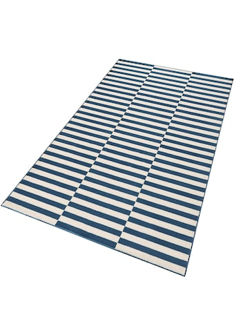 HANSE Home Teppich »Panel«, rechteckig, 9 mm Höhe, Kurzflor, gekettelt, Wohnzimmer kaufen