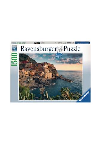 Ravensburger Puzzle »Blick auf Cinque Terre« kaufen