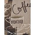 Fussmatte COFFEE