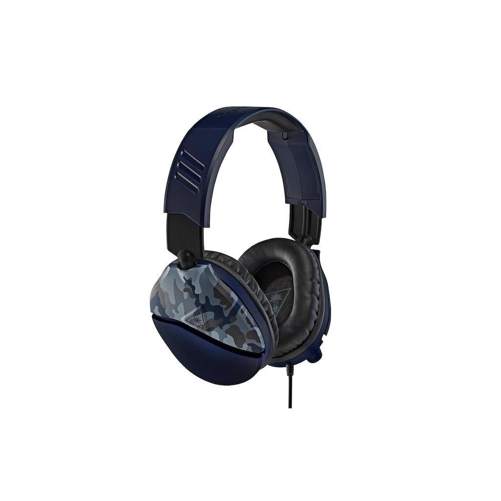 Turtle Beach Headset »Ear Force Recon 70 Camo Blau«