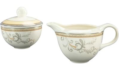 """CreaTable Milch -  und Zuckerset """"Villa Medici"""" (2 - tlg.), Porzellan kaufen"""