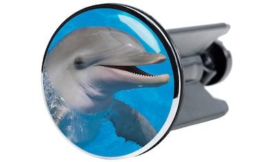 Sanilo Waschbeckenstöpsel »Delphin«, Ø 4 cm kaufen