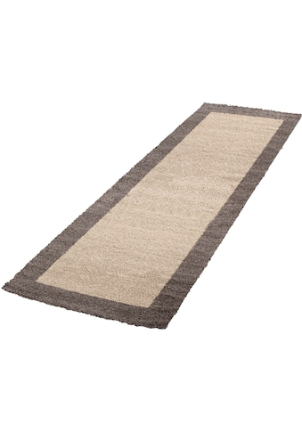 Hochflor - Läufer, »Life Shaggy 1503«, Ayyildiz, rechteckig, Höhe 30 mm, maschinell gewebt kaufen
