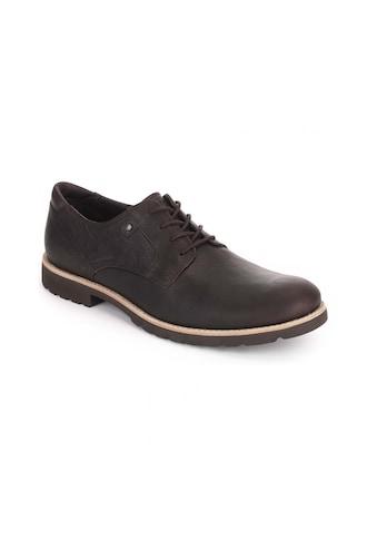 Rockport Schnürschuh »Herren Schuhe Ledge Hill Plaintoes« kaufen