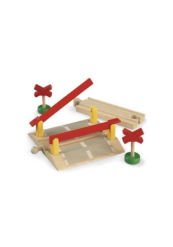 BRIO® Spielzeugeisenbahn-Erweiterung »BRIO® WORLD Bahnübergang« kaufen