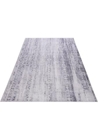 Wecon home Teppich »Alaska«, rechteckig, 6 mm Höhe, Wohnzimmer kaufen