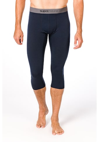SUPER.NATURAL Funktionstights »M BASE 3/4 TIGHT 175« kaufen