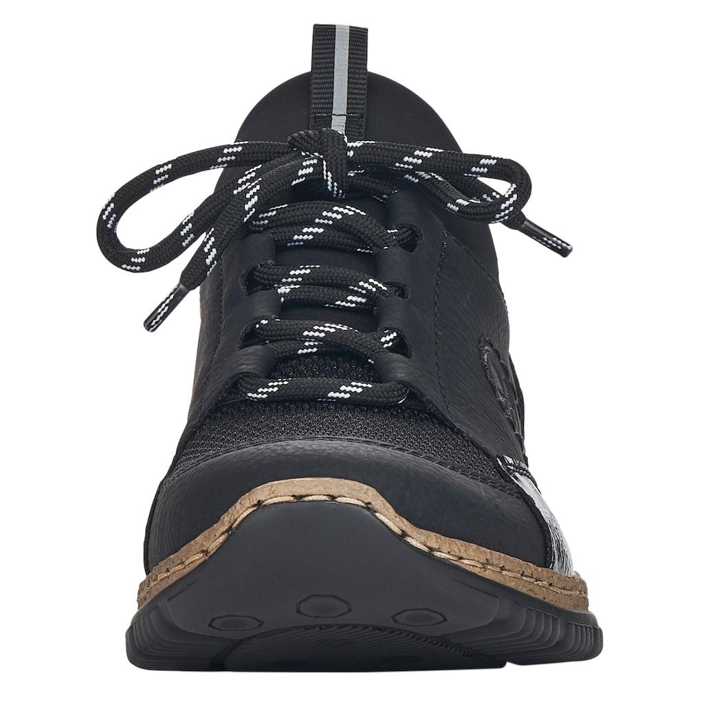 Rieker Slip-On Sneaker, mit MemoSoft-Innensohle