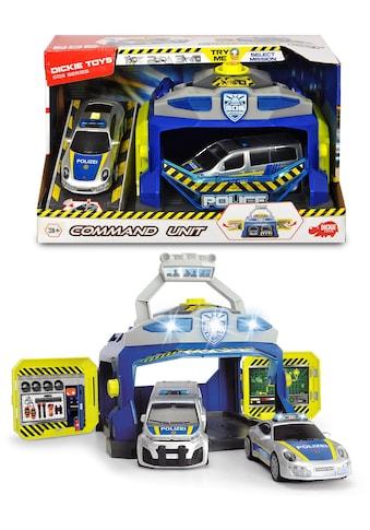 Dickie Toys Spiel-Polizeistation »Command Unit« kaufen