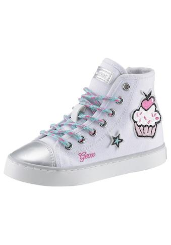 Geox Kids Sneaker »Ciak Girl« kaufen
