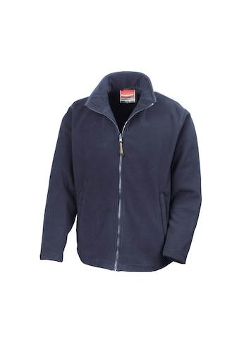 Result Fleecejacke »Herren Mikrofleece - Jacke, wasserabweisend, atmungsaktiv« kaufen