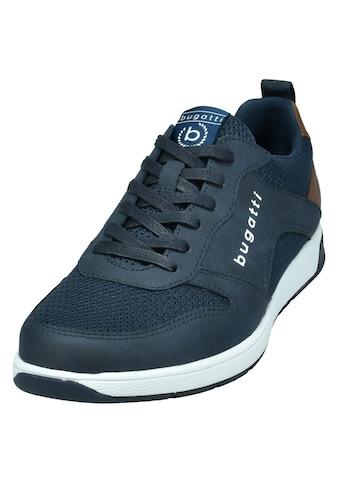bugatti Sneaker »Arriba«, mit modischem Ferseneinsatz kaufen