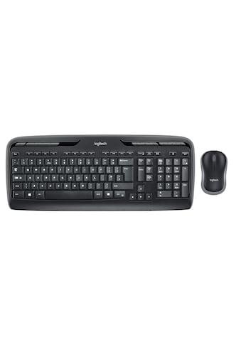 Logitech Tastatur- und Maus-Set »MK330 Wireless Combo« kaufen