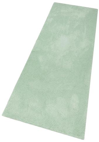 Läufer, »Taruk«, andas, rechteckig, Höhe 20 mm, handgetuftet kaufen