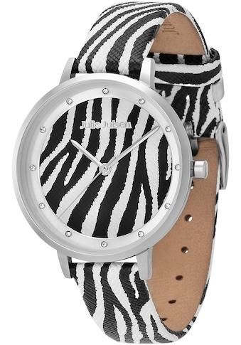 Julie Julsen Quarzuhr »Safari Zebra, JJW1203SL - Z« kaufen