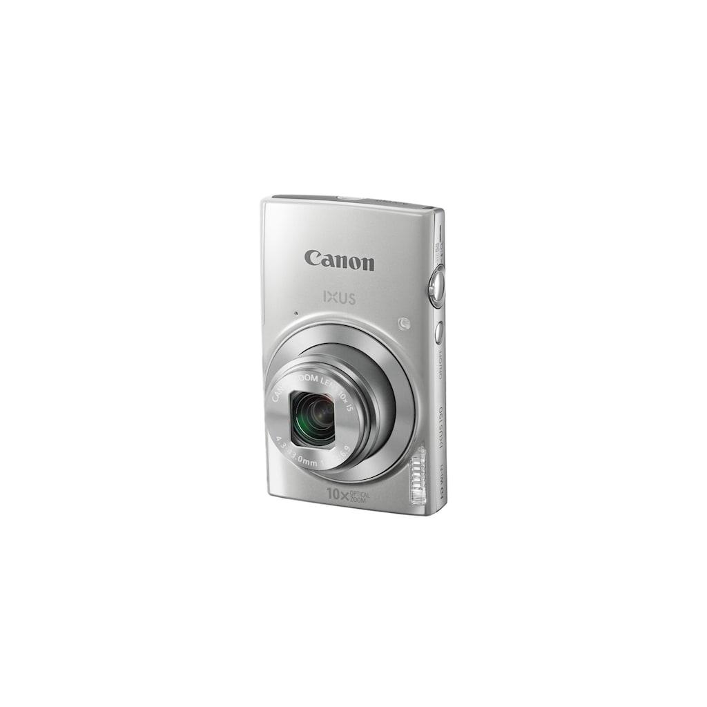 Canon Kompaktkamera »IXUS 190 Silberfarben«