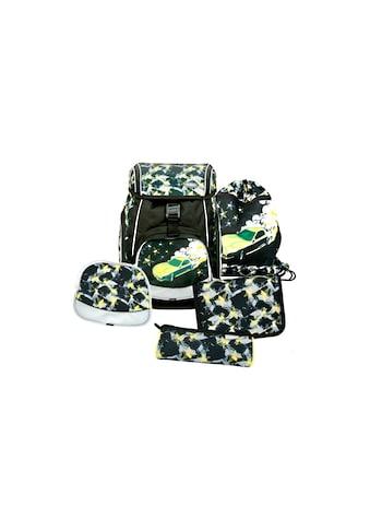 Schulrucksack »Flexy-Bag Fast Car, 5-teilig« kaufen