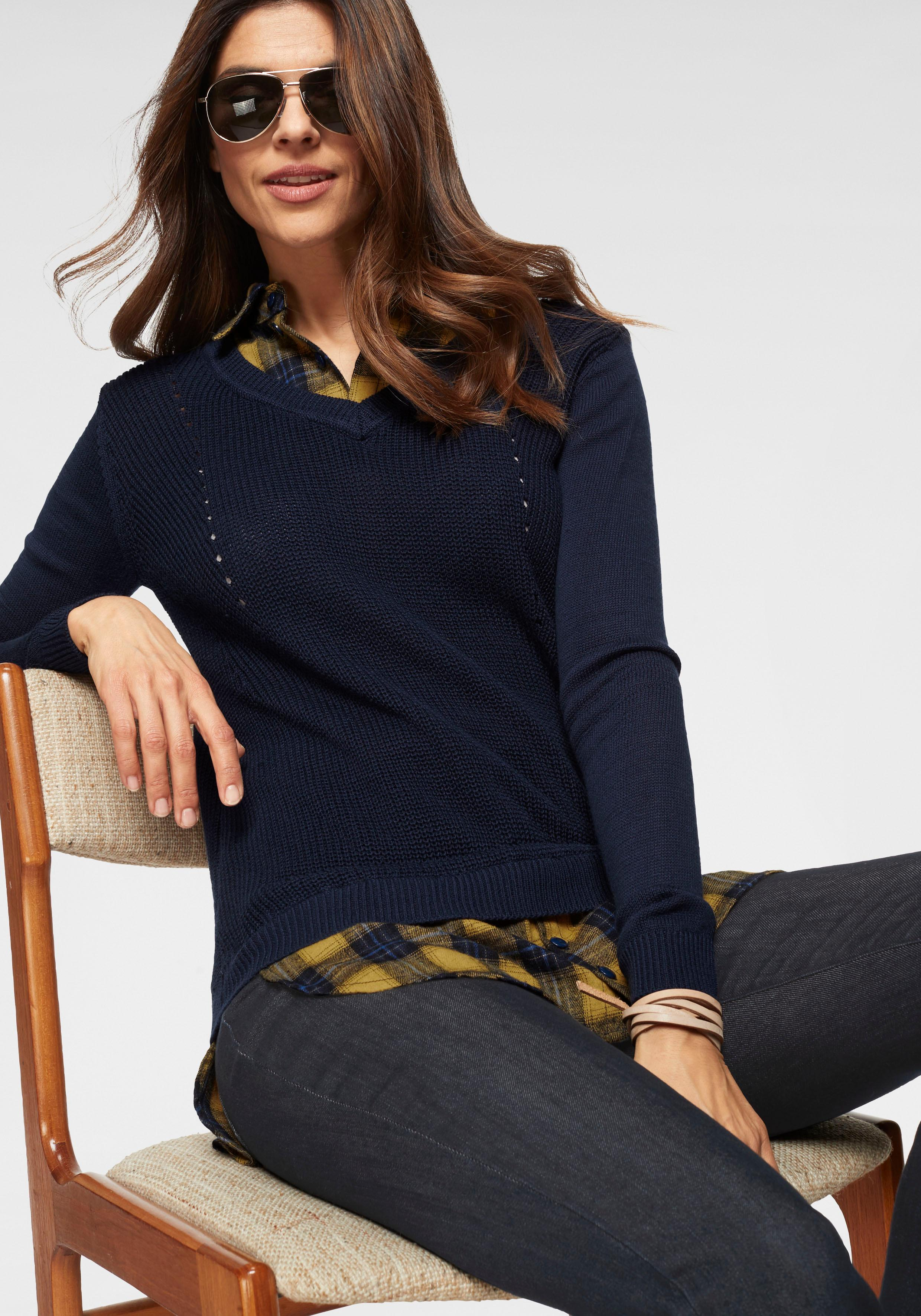 Image of Boysen's 2-in-1-Pullover