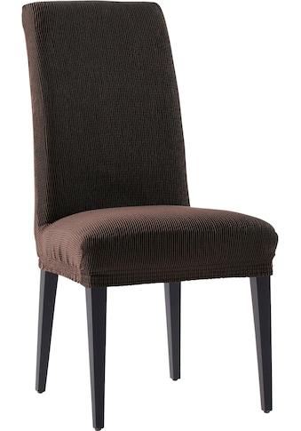 sofaskins Stuhlhusse »Rustica«, mit leichtem Struktur-Effekt (2 Stück) kaufen