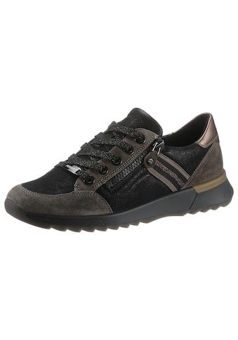 Ara Wedgesneaker »VENICE«, mit Metallic-Besatz kaufen