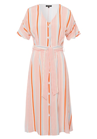 MORE&MORE Multicolour Stripe Dress Active kaufen