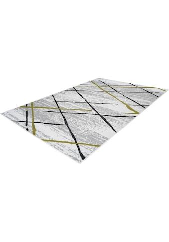 Teppich, »Vancouver 110«, Kayoom, rechteckig, Höhe 10 mm, maschinell gewebt kaufen