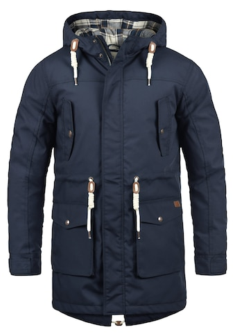Solid Parka »Chara«, warme Jacke warm gefüttert kaufen