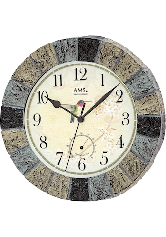 AMS Funkwanduhr »Aussenuhr, F5979« kaufen