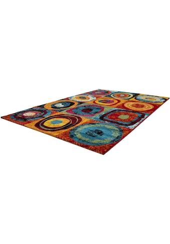 LALEE Teppich »Lima 307«, rechteckig, 15 mm Höhe, Wohnzimmer kaufen