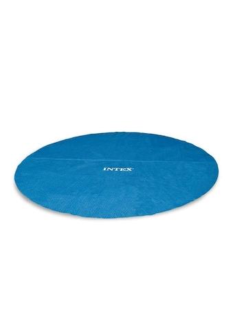 Intex Pool-Abdeckplane »Durchmesser 549 cm Solar« kaufen