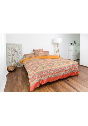 Nobilium Bettbezug »Lavinia, Baumwoll-Satin«, (1 St.), moderne Ornamentik kaufen