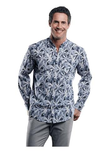 Engbers Strukturiertes Palmenhemd kaufen