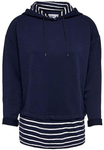 Only Sweatshirt »ONLFMARINA« kaufen