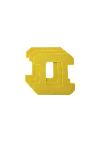 Mikrofasertuch »Mikrofasertuch«, Mikrofaser, (3 St.) kaufen