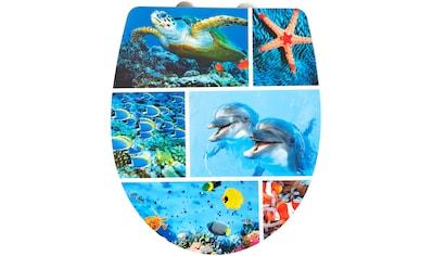ADOB WC-Sitz »Imola Meer«, Mit Absenkautomatik kaufen
