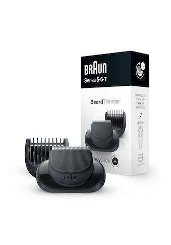 Braun Aufsatz Barttrimmer, 5 verschiedene Längen einstellbar kaufen