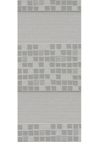 sunlines Doppelrollo nach Mass »Premium Style Bricks«, blickdicht, freihängend kaufen
