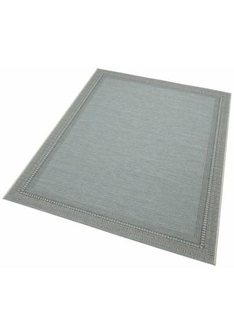 Teppich, »Ocean«, freundin Home Collection, rechteckig, Höhe 4 mm, maschinell gewebt kaufen