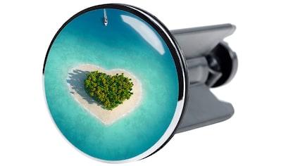 Sanilo Waschbeckenstöpsel »Dream Island«, Ø 4 cm kaufen