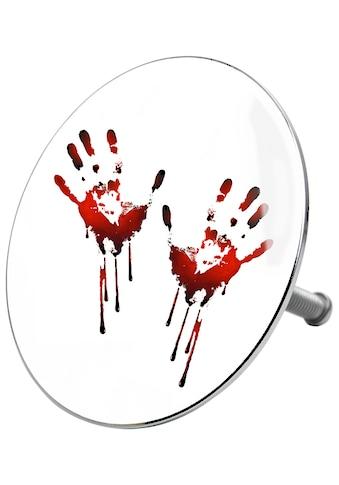 Sanilo Badewannenstöpsel »Blood Hands«, Ø 7,2 cm kaufen
