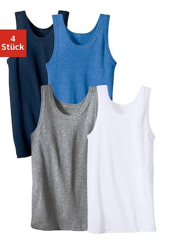 Unterhemd, 4 Stück acheter