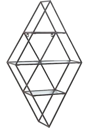andas Wandregal »Diamond« kaufen