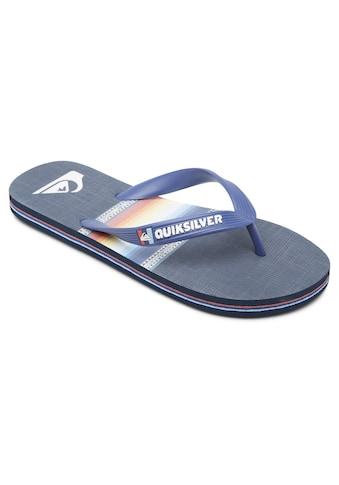 Quiksilver Sandale »Molokai Art« kaufen